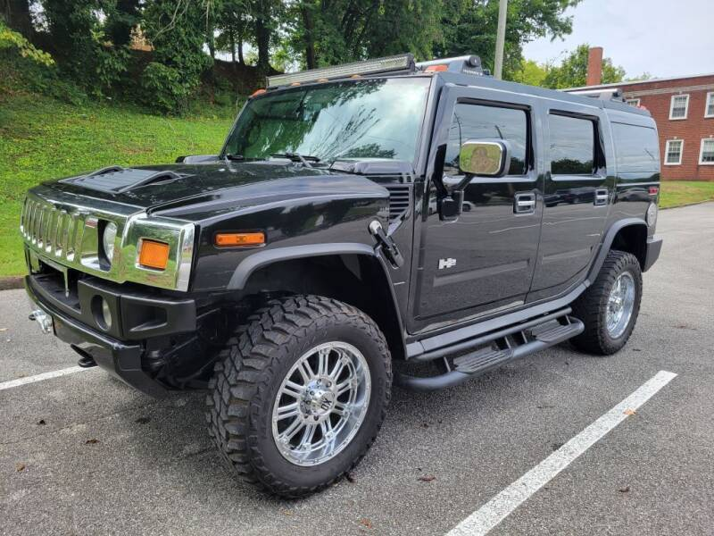 2005 HUMMER H2 for sale at Thompson Auto Sales Inc in Knoxville TN