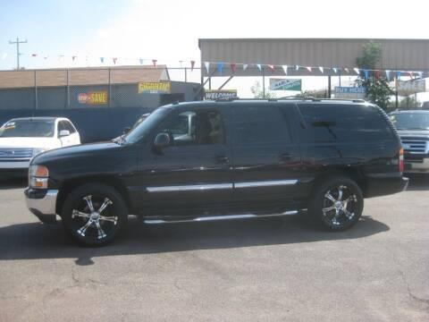 2005 GMC Yukon XL for sale at Town and Country Motors - 1702 East Van Buren Street in Phoenix AZ
