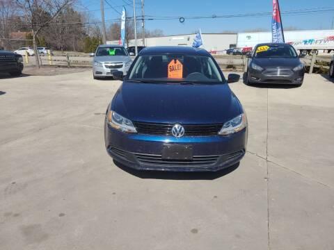 2014 Volkswagen Jetta for sale at Kenosha Auto Outlet LLC in Kenosha WI