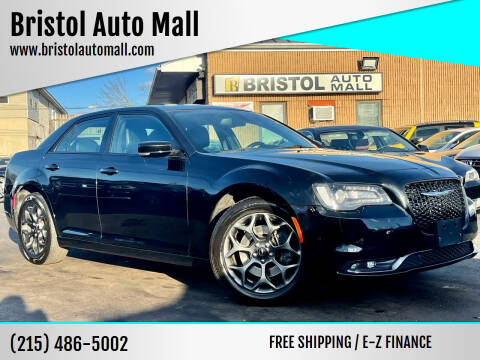 2015 Chrysler 300 for sale at Bristol Auto Mall in Levittown PA