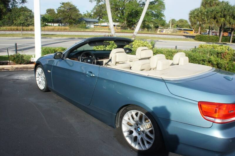 2009 BMW 3 Series for sale at Dream Machines USA in Lantana FL