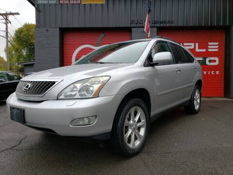 2009 Lexus RX 350 for sale at Apple Auto Sales Inc in Camillus NY