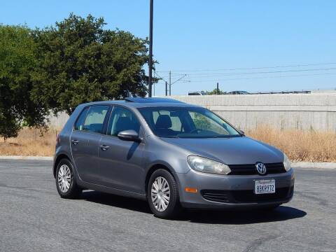 2010 Volkswagen Golf for sale at Crow`s Auto Sales in San Jose CA