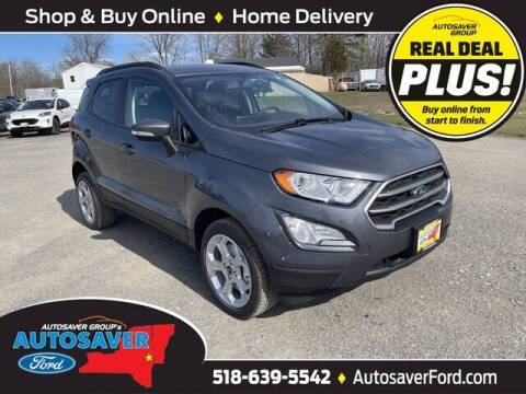 2021 Ford EcoSport for sale at Autosaver Ford in Comstock NY