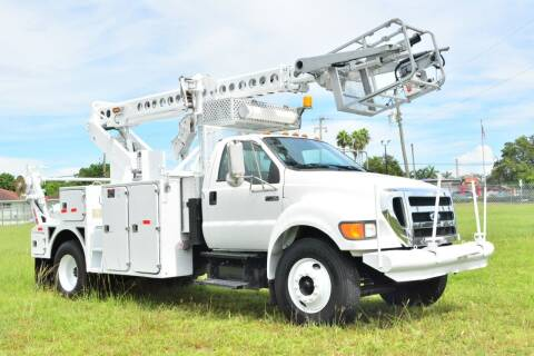 2009 Ford F-750 Super Duty for sale at American Trucks and Equipment in Hollywood FL