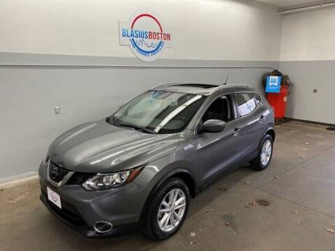 2018 Nissan Rogue Sport for sale at WCG Enterprises in Holliston MA