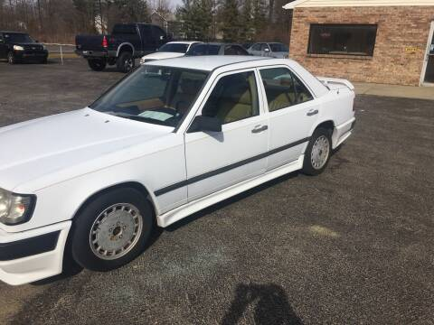1988 Mercedes-Benz 300-Class for sale at STARLITE AUTO SALES LLC in Amelia OH