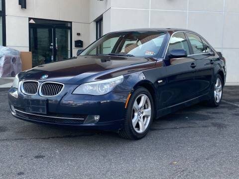 2008 BMW 5 Series for sale at MAGIC AUTO SALES in Little Ferry NJ