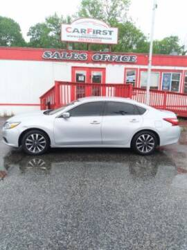 2017 Nissan Altima for sale at CARFIRST ABERDEEN in Aberdeen MD