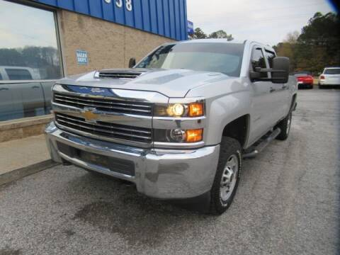2017 Chevrolet Silverado 2500HD for sale at Southern Auto Solutions - Georgia Car Finder - Southern Auto Solutions - 1st Choice Autos in Marietta GA