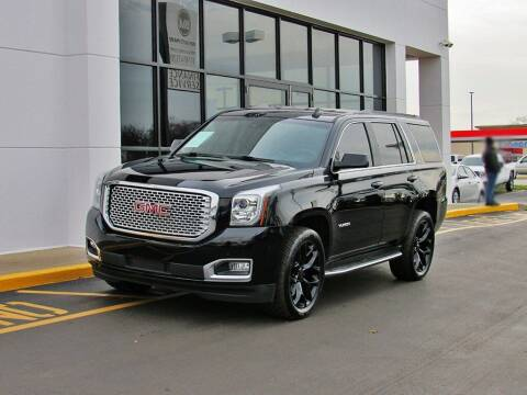 2016 GMC Yukon for sale at INDY AUTO MAN in Indianapolis IN