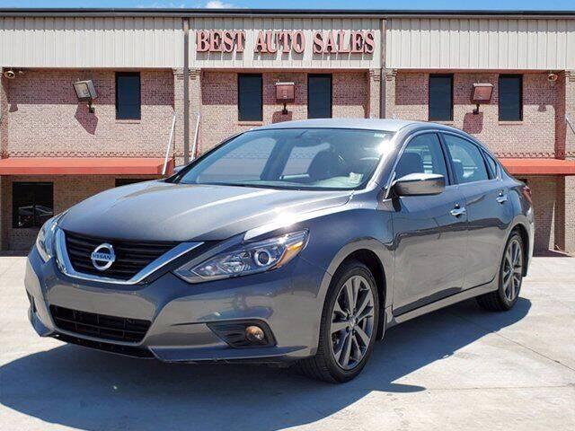 2018 Nissan Altima for sale at Best Auto Sales LLC in Auburn AL