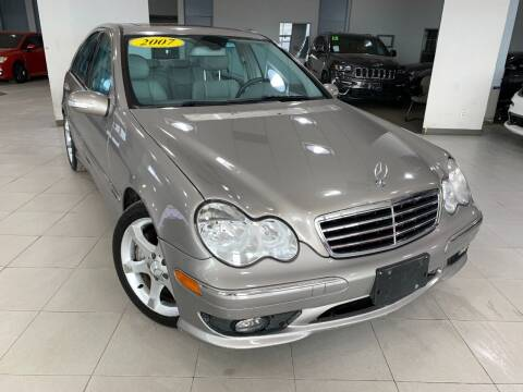 2007 Mercedes-Benz C-Class for sale at Auto Mall of Springfield in Springfield IL