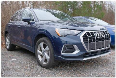 2019 Audi Q3 for sale at WHITE MOTORS INC in Roanoke Rapids NC