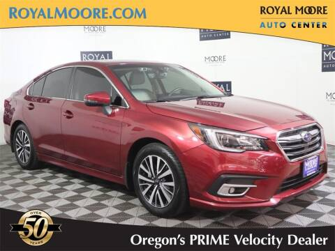 2018 Subaru Legacy for sale at Royal Moore Custom Finance in Hillsboro OR