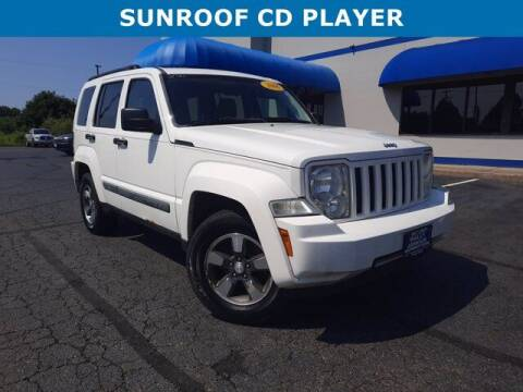 2008 Jeep Liberty for sale at GotJobNeedCar.com in Alliance OH