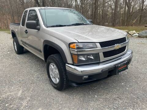 2008 Chevrolet Colorado for sale at Bloomingdale Auto Group - The Car House in Butler NJ