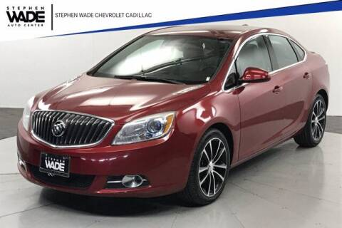 2017 Buick Verano for sale at Stephen Wade Pre-Owned Supercenter in Saint George UT
