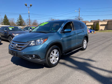 2014 Honda CR-V for sale at Majestic Automotive Group in Cinnaminson NJ
