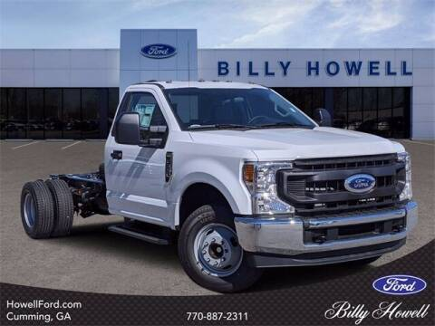 2021 Ford F-350 Super Duty for sale at BILLY HOWELL FORD LINCOLN in Cumming GA