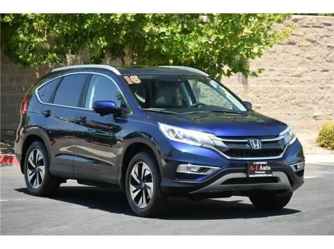 2016 Honda CR-V for sale at A-1 Auto Wholesale in Sacramento CA