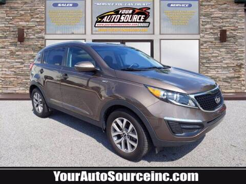 2015 Kia Sportage for sale at Your Auto Source in York PA