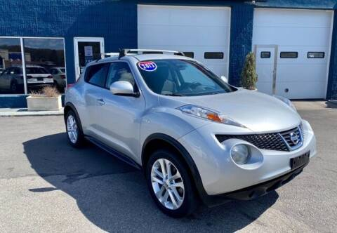 2013 Nissan JUKE for sale at Saugus Auto Mall in Saugus MA