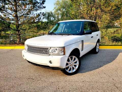 2009 Land Rover Range Rover for sale at Excalibur Auto Sales in Palatine IL