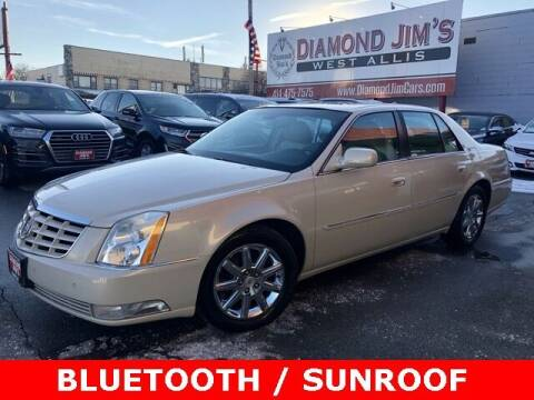 2010 Cadillac DTS for sale at Diamond Jim's West Allis in West Allis WI
