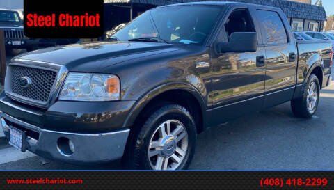 2007 Ford F-150 for sale at Steel Chariot in San Jose CA