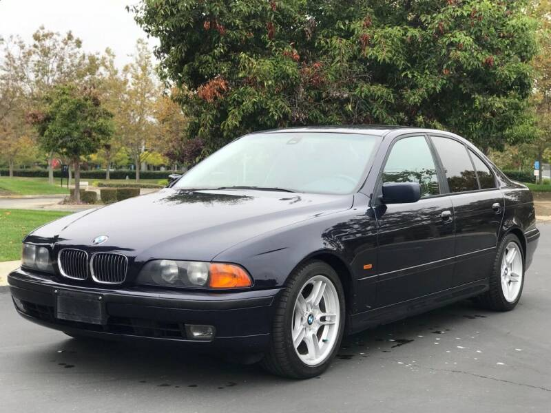 2000 BMW 5 Series for sale at Silmi Auto Sales in Newark CA