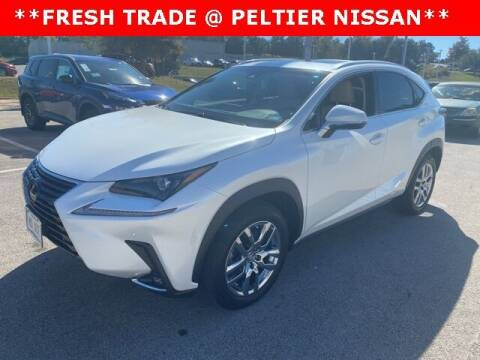 2019 Lexus NX 300 for sale at TEX TYLER Autos Cars Trucks SUV Sales in Tyler TX