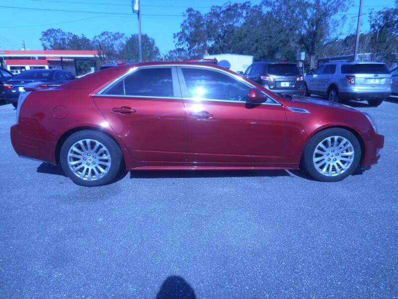 2010 Cadillac CTS for sale at Gulf South Automotive in Pensacola FL