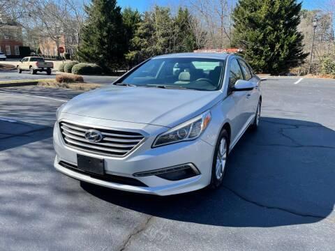 2015 Hyundai Sonata for sale at SMT Motors in Roswell GA