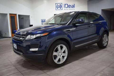 2015 Land Rover Range Rover Evoque for sale at iDeal Auto Imports in Eden Prairie MN