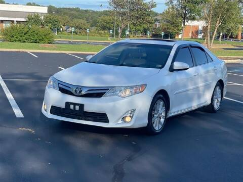 2014 Toyota Camry for sale at CarXpress in Fredericksburg VA