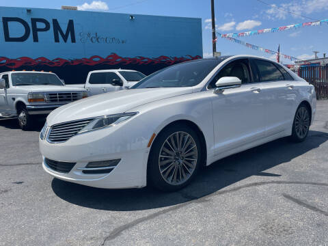 2014 Lincoln MKZ for sale at DPM Motorcars in Albuquerque NM