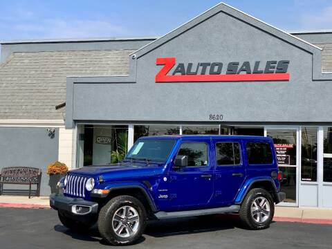 2019 Jeep Wrangler Unlimited for sale at Z Auto Sales in Boise ID