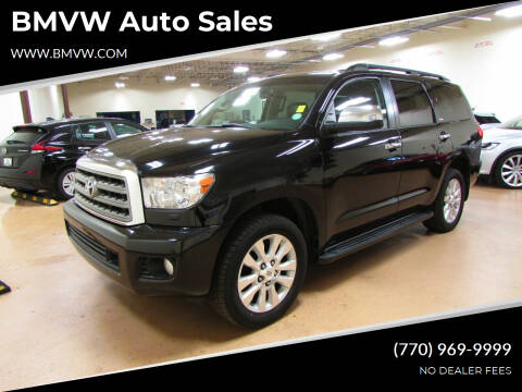 2014 Toyota Sequoia for sale at BMVW Auto Sales in Union City GA