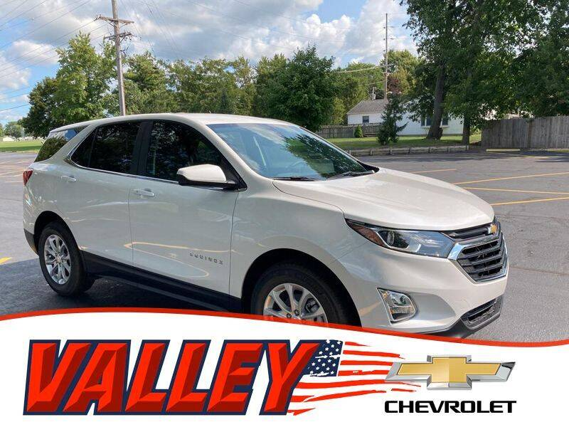 2021 Chevrolet Equinox for sale in Wellington, OH