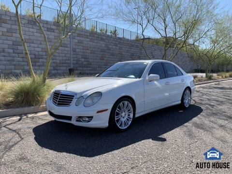2008 Mercedes-Benz E-Class for sale at AUTO HOUSE TEMPE in Tempe AZ