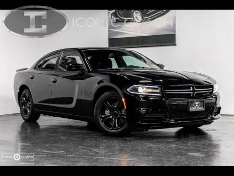 2015 Dodge Charger for sale at Iconic Coach in San Diego CA