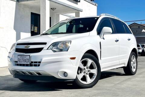 2013 Chevrolet Captiva Sport for sale at Fastrack Auto Inc in Rosemead CA