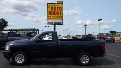 2011 Chevrolet Silverado 1500 for sale at AUTO HOUSE WAUKESHA in Waukesha WI