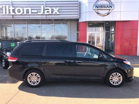 2013 Toyota Sienna for sale at Virtue Motors in Darlington WI