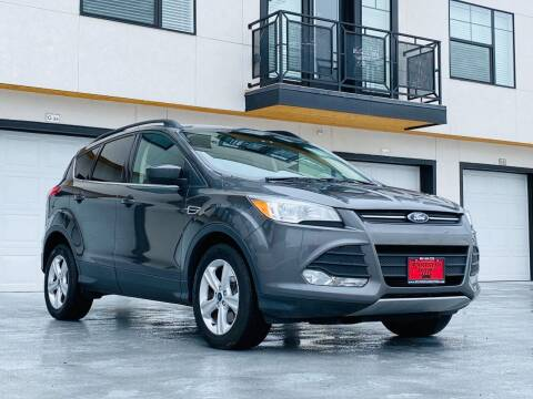2016 Ford Escape for sale at Avanesyan Motors in Orem UT