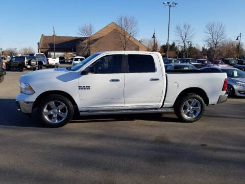 2015 RAM Ram Pickup 1500 for sale at ROSSTEN AUTO SALES in Grand Forks ND