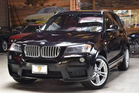 2014 BMW X3 for sale at Chicago Cars US in Summit IL