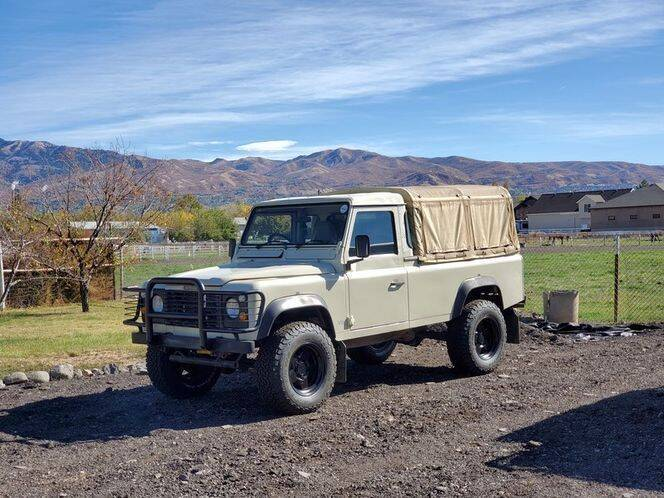 1980 Land Rover Defender for sale in Cadillac, MI