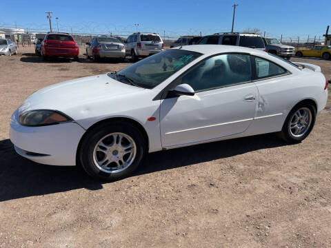 1999 Mercury Cougar for sale at PYRAMID MOTORS - Fountain Lot in Fountain CO